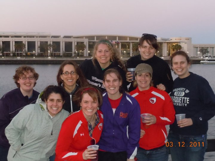 Wisconsin Women in Savannah