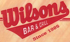 Wilson's Bar & Grill, Madison, WI
