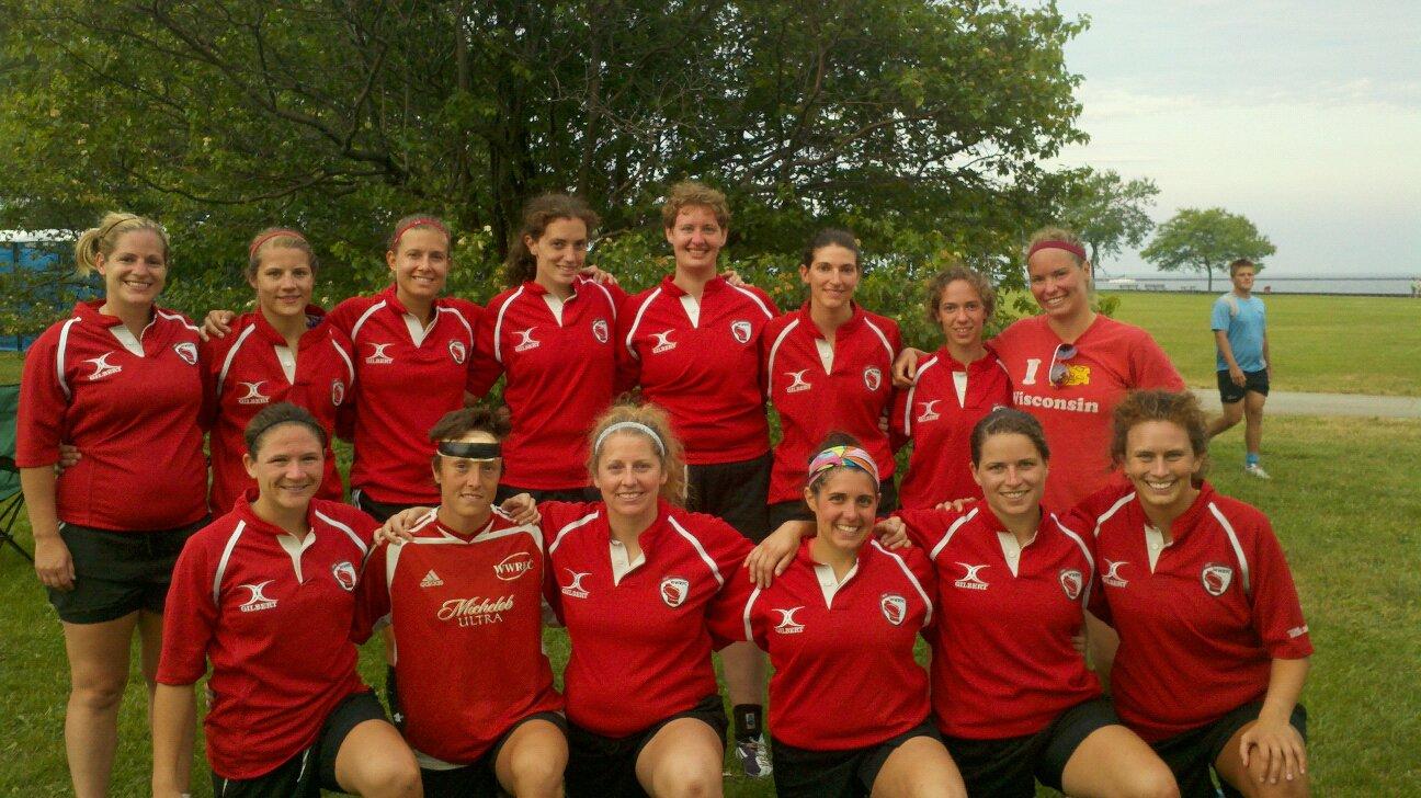Wisconsin Women - Lakefront 7s 2011