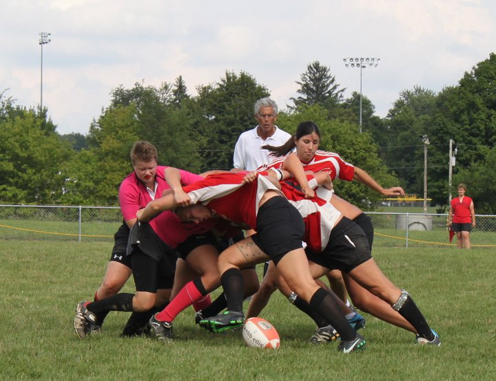 Winning the Scrum